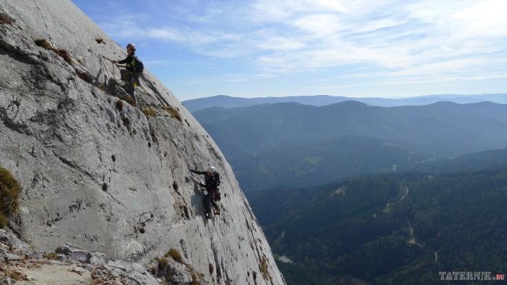Hollental - Prainerwandplatte (4)