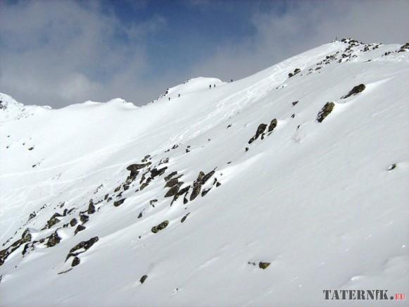 Świstowy Szczyt na skiturach (1)