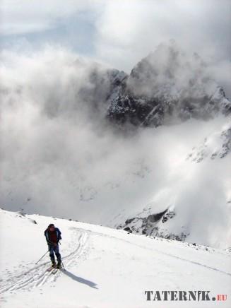 Świstowy Szczyt na skiturach (2)